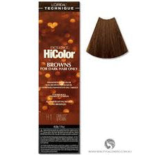 Load image into Gallery viewer, L'OREAL Excellence HiColor for Dark Hair Only Permanent Color 1.74 oz.