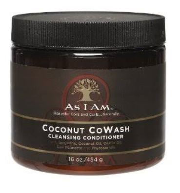 As-I-Am Coconut Co-Wash 16 oz.