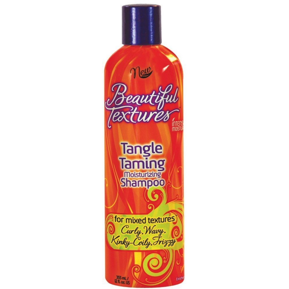 Beautiful Textures Tangle Taming Moisturizing Shampoo 12 oz.