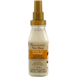 CREME of Nature Pure Honey Leave-In Conditioner 8 oz.