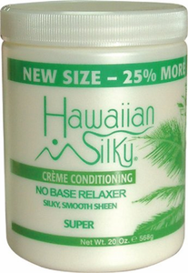 Hawaiian Silky No Base Relaxer Super 20 oz.