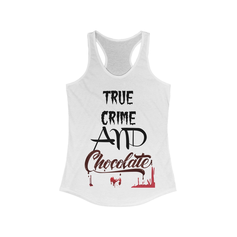 Unisex Tank tops | True Crime Apparel