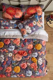 Anthropologie Agneta Collection Cal King Quilt
