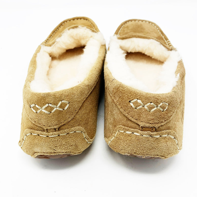 UGG Ansley Moccasin Slipper - Chestnut