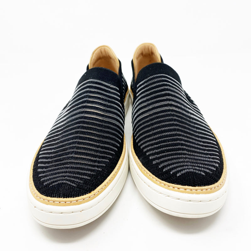 UGG Sammy Breeze Slip-On Sneaker, Black size 8.5