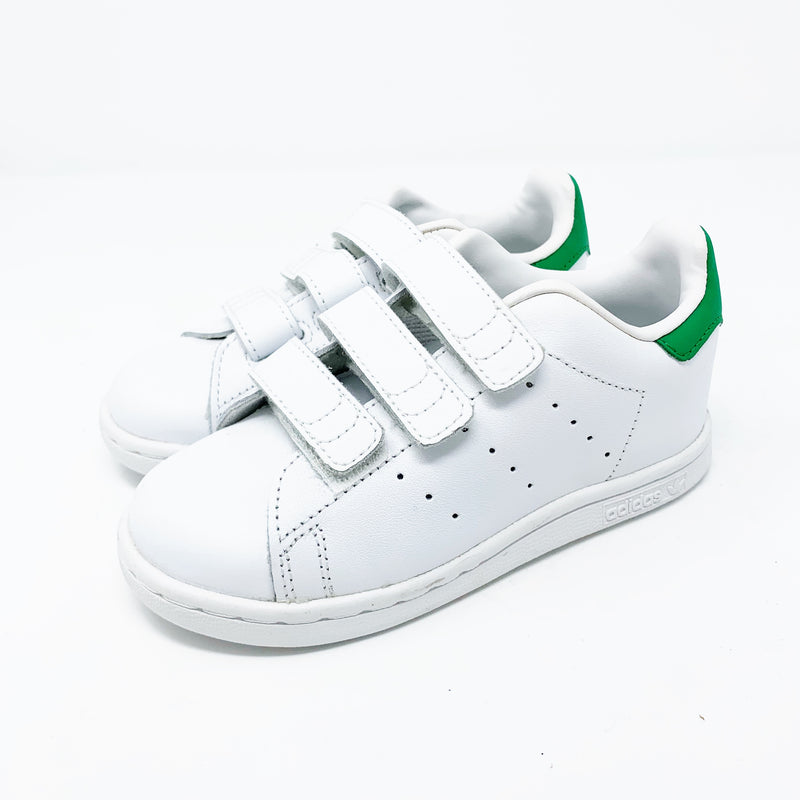 Adidas Stan Smith Sneaker, Toddler 10 White