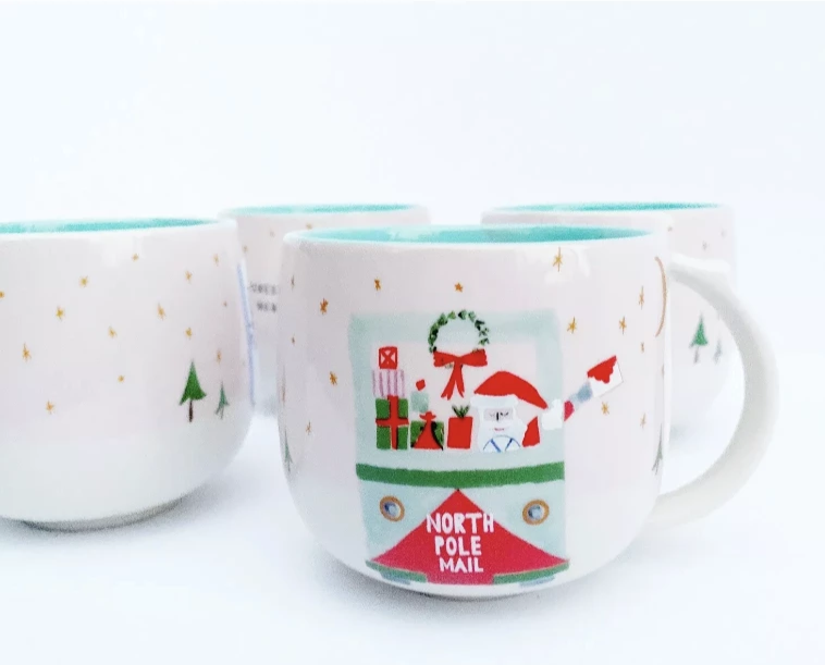Anthropologie Christmas Mug - Mr. Boddington Merry Mug