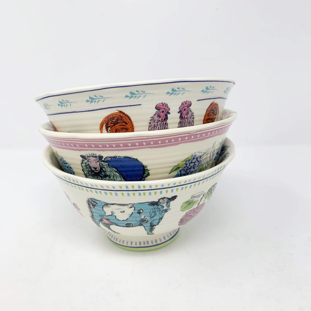 Anthropologie Lorena Maranon Toscana Bowl