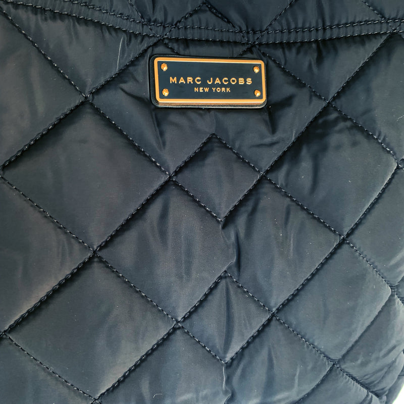Marc Jacobs Crosby Quilted Nylon Tote