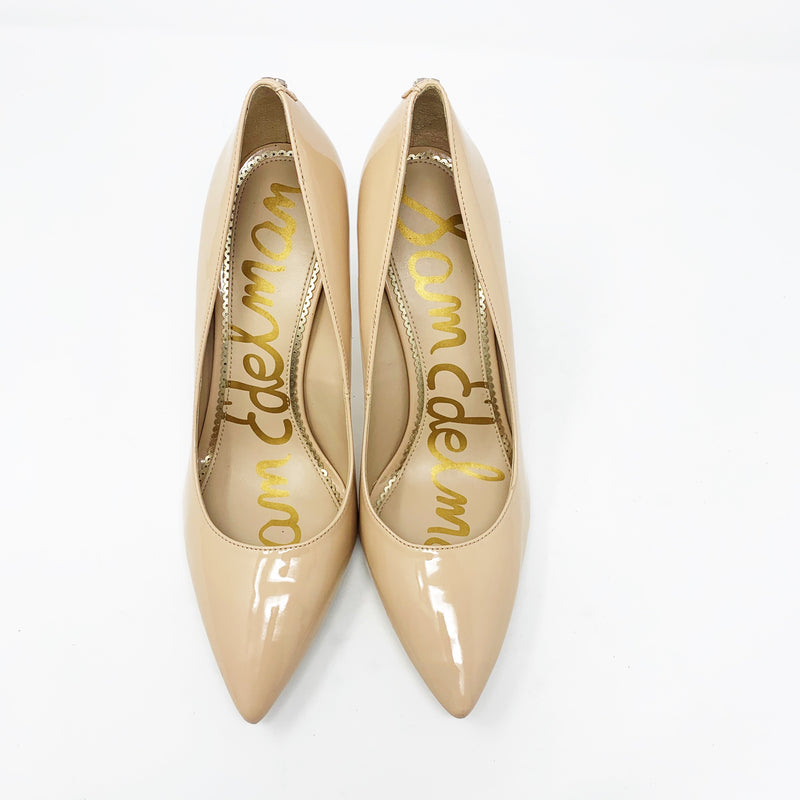 Sam Edelman Hazel Patent Pointed Toe Pump