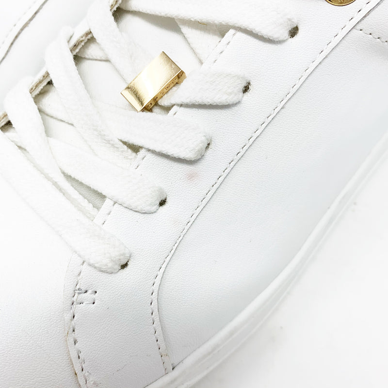 Topshop Cabo Low Top Sneaker, White size 39
