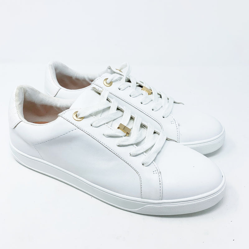 Topshop Cabo Low Top Sneaker, White size 40