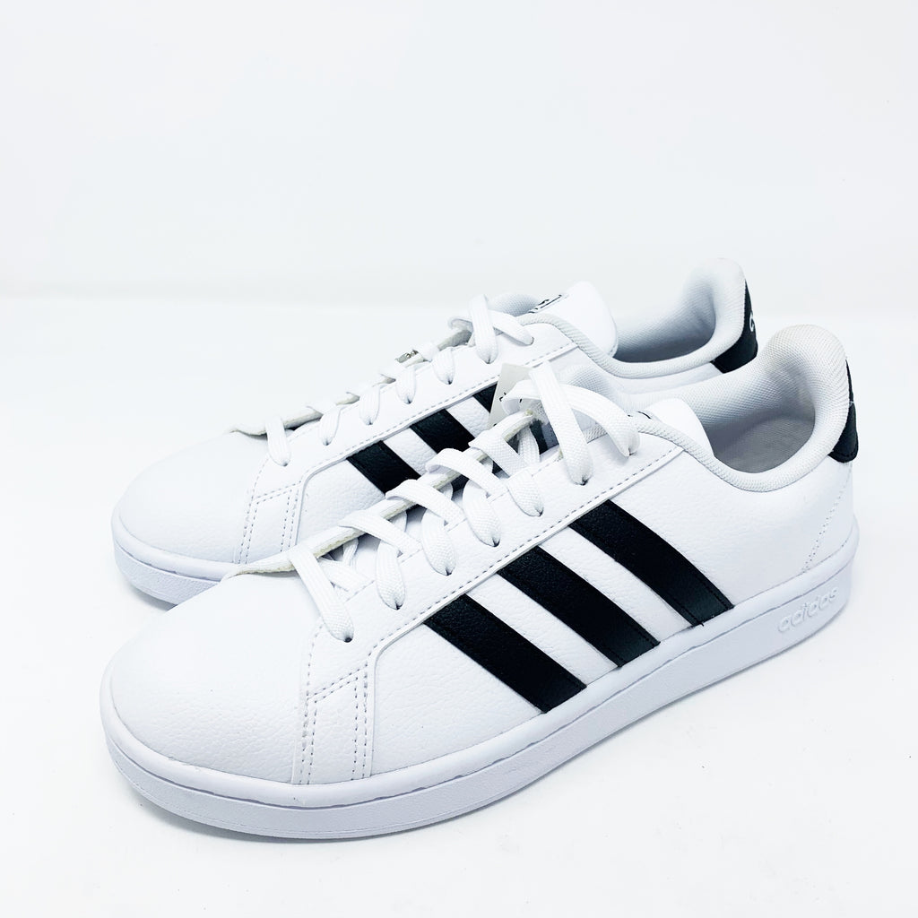 Adidas Grand Court Lace-Up Sneaker, Women's 8.5