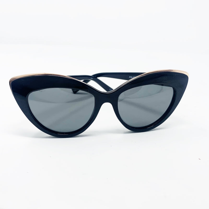 Le Specs Beautiful Stranger Cat Eye Sunglasses