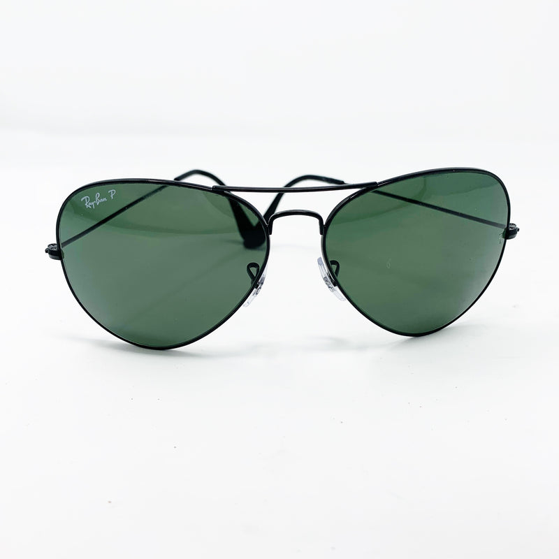Ray Ban Large Aviator RB3205, Black