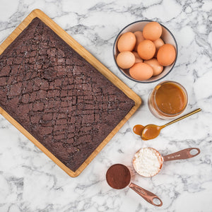 Load image into Gallery viewer, Flavoured Slab (18 portions worth each) - FREE SHIPPING - Gourmet Brownie