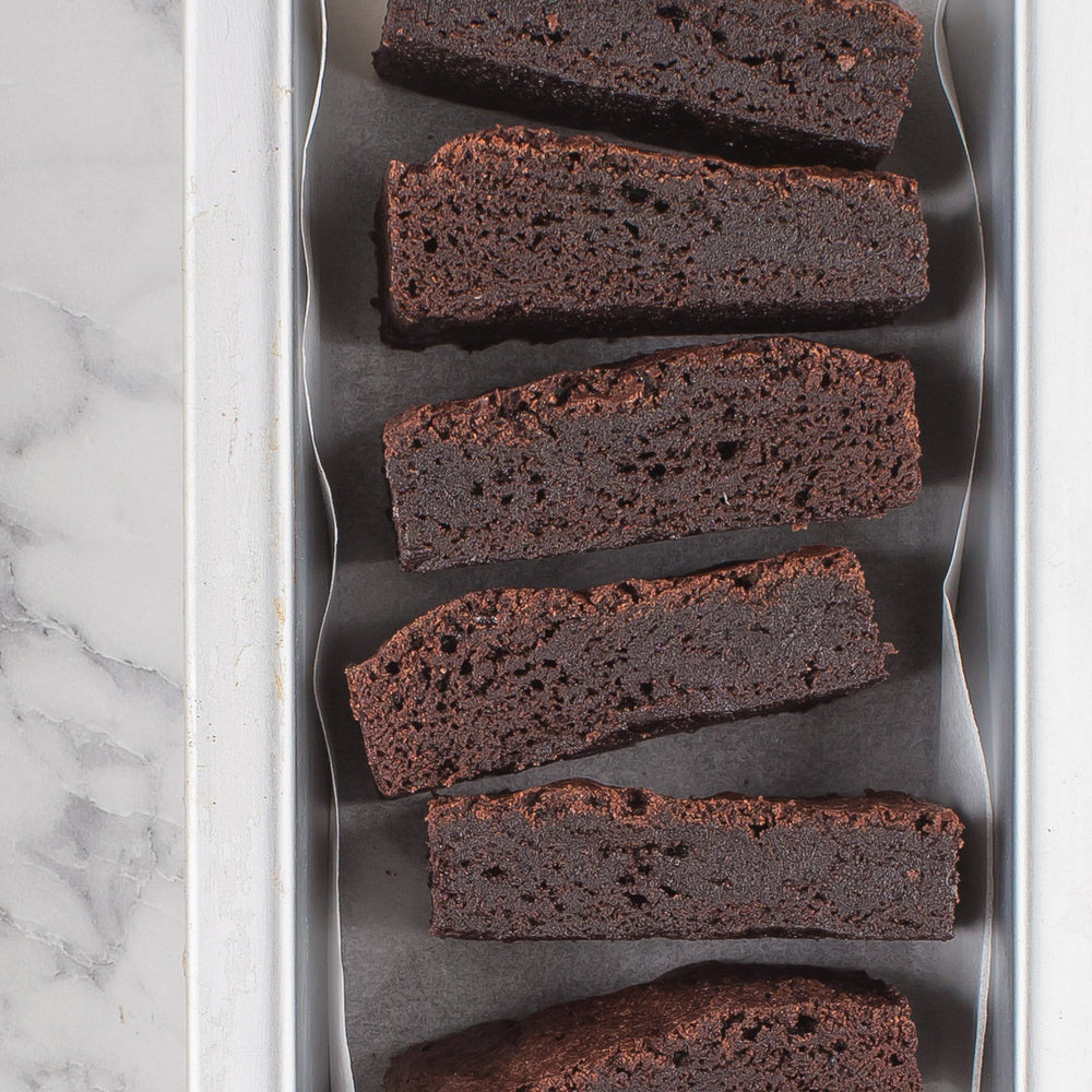 Load image into Gallery viewer, Signature Slab (18 portions worth each) - FREE SHIPPING - Gourmet Brownie