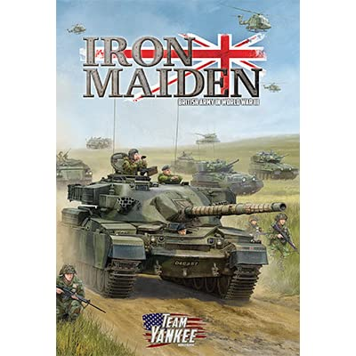 Team Yankee Iron Maiden | Grognard Games