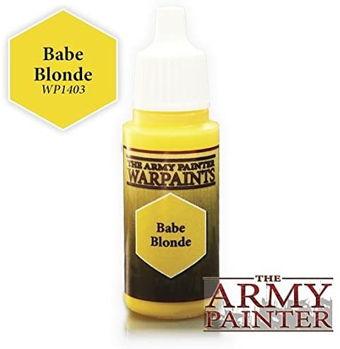 Warpaints Babe Blonde | Grognard Games
