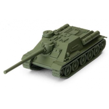 World of Tanks Miniature Game Soviet SU-100 Expansion | Grognard Games