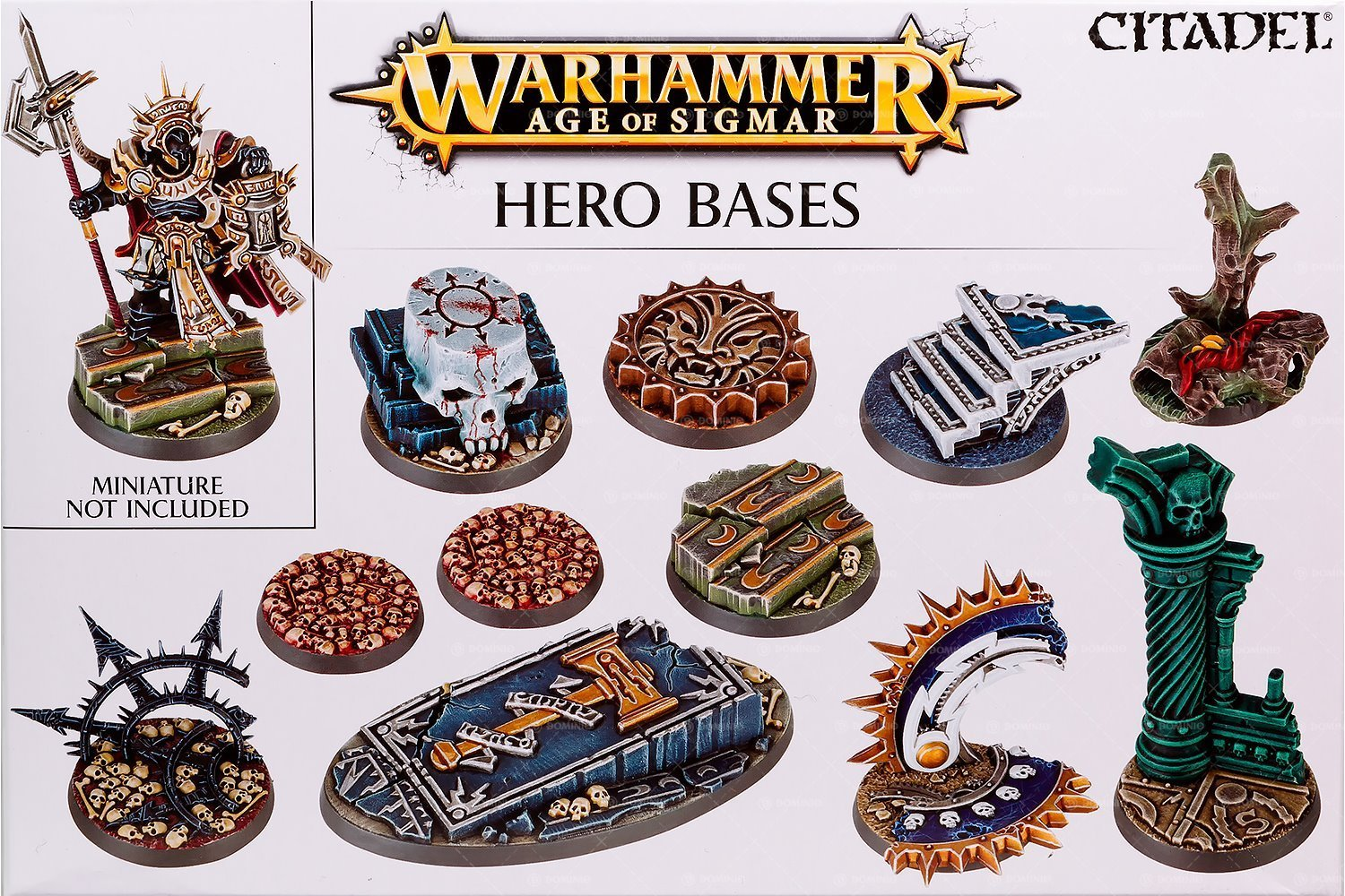 Age of Sigmar Hero Bases | Grognard Games