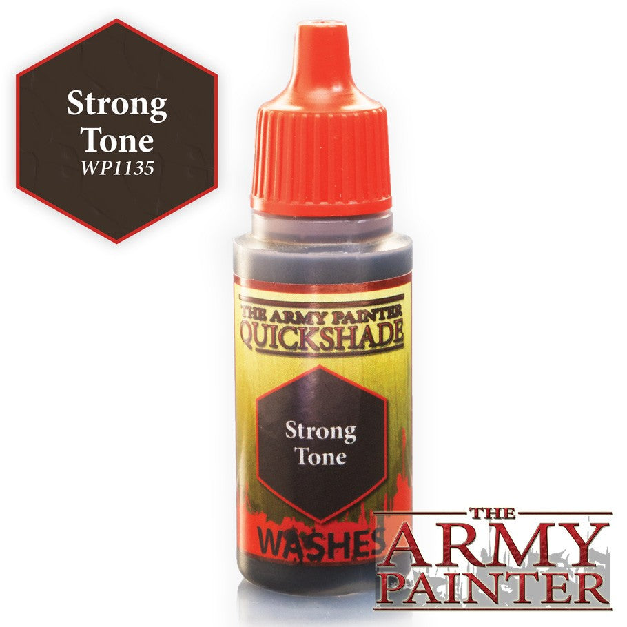 Army Painter quick Shade Strong Tone | Grognard Games