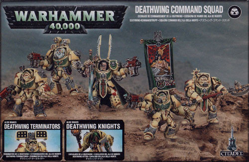 Deathwing Command Squad | Grognard Games