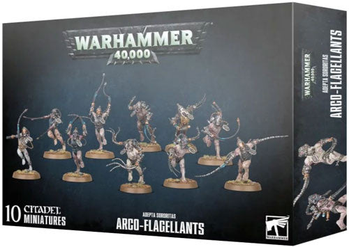 Adepta Sororitas: Arco-Flagellants | Grognard Games