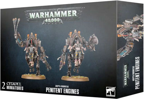 Adepta Sororitas: Penitent Engines | Grognard Games