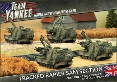 Tracked Rapier Sam Section | Grognard Games