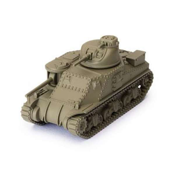 World of Tanks Miniature Game American M3 Lee Expansion | Grognard Games