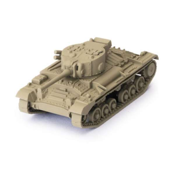 World of Tanks Miniature Game British Valentine Expansion | Grognard Games