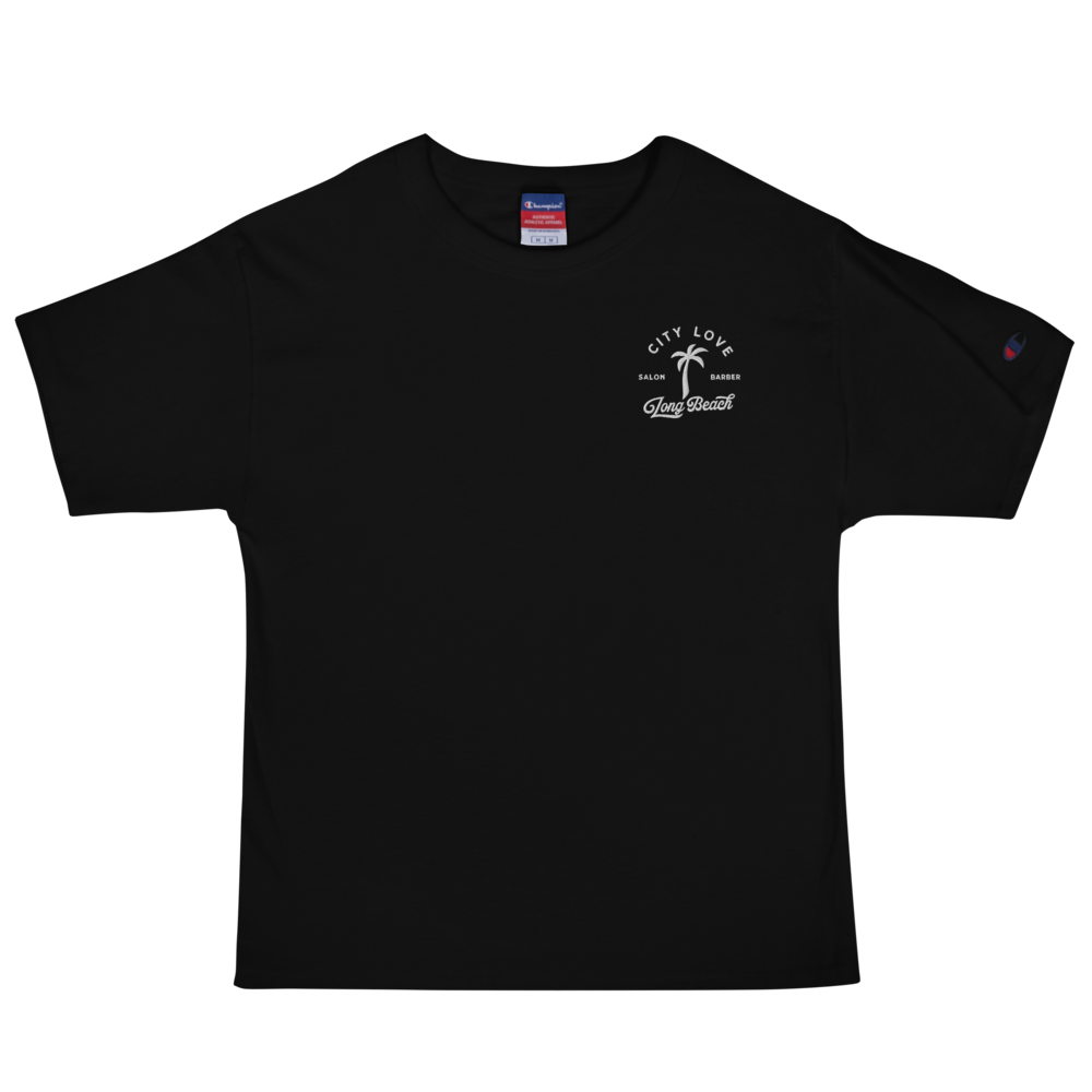 Champion x City Love Embroidered T-Shirt