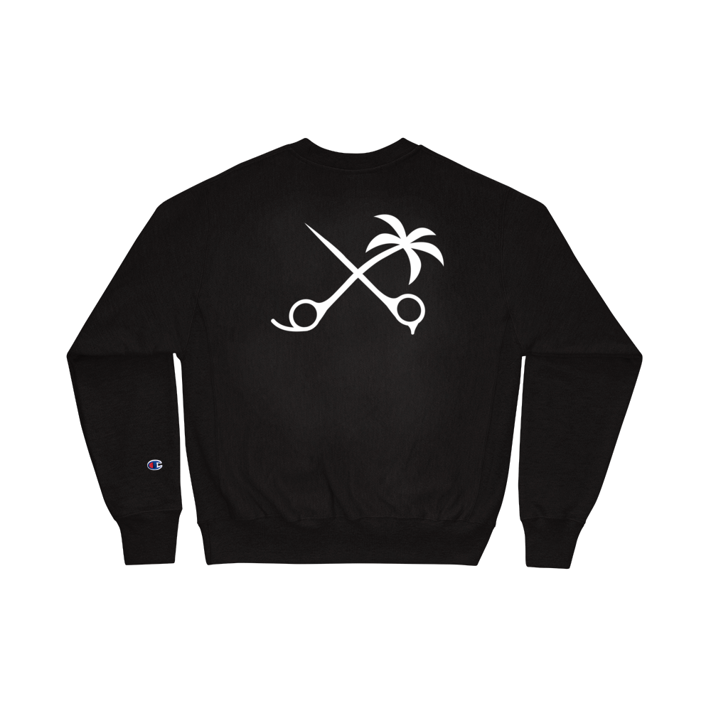 Champion x City Love Cut Up - Sweatshirt