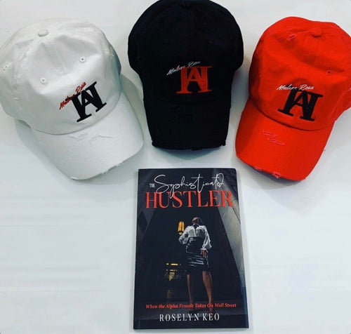 "Hustlers Ambition ""Madam Rosie"" Hat"