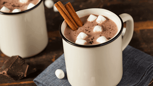 Homemade Adult Hot Chocolate Recipe