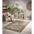 Homeward Collection Non-Skid Area Rug | 5X7 Ft. | Coffee