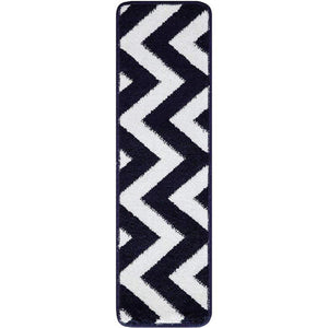 "Stair Treads Rug 9""x27"" Modern Collection 