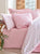 Peach Girl Duvet Cover Set | Pink