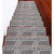 "Stair Treads Rug 9""x27"" Plaza Collection 