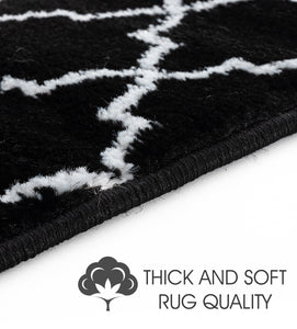 "Stair Treads Rug 9""x28"" Trellisville Collection 