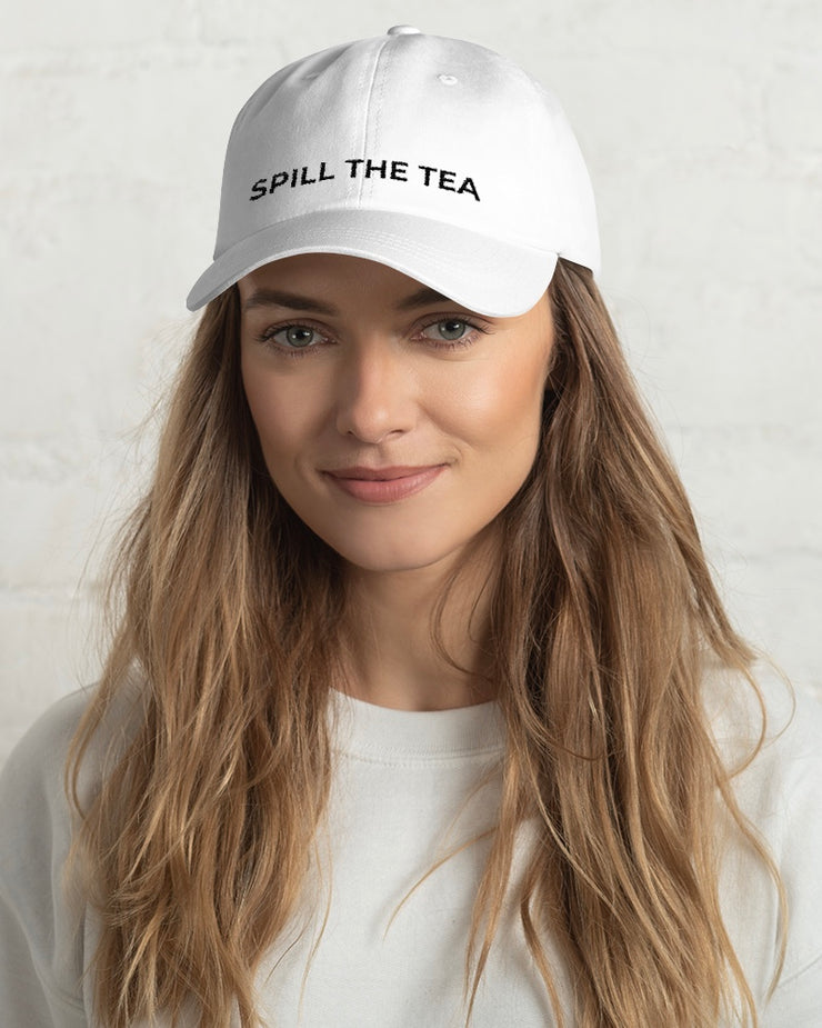 Publyssity Signature 'Spill the Tea' Dad hat