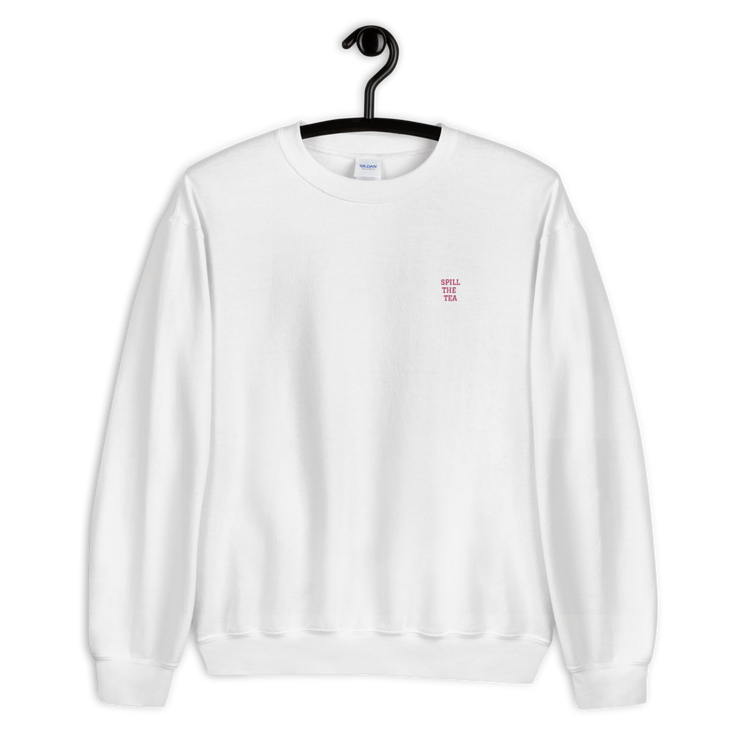 Unisex Spill the Tea Sweatshirt