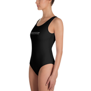 Deep End One-Piece Swimsuit