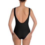 Getting Drunk One-Piece Swimsuit
