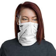 Marble Neck Gaiter / Face Mask