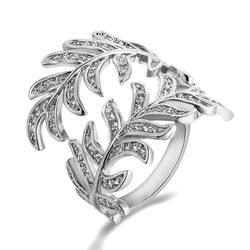 Mimosa Leaf Ring