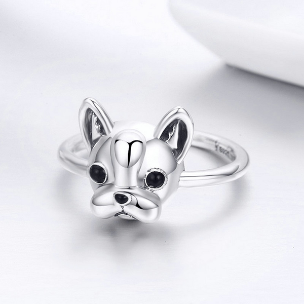 Puppy Dog Ring