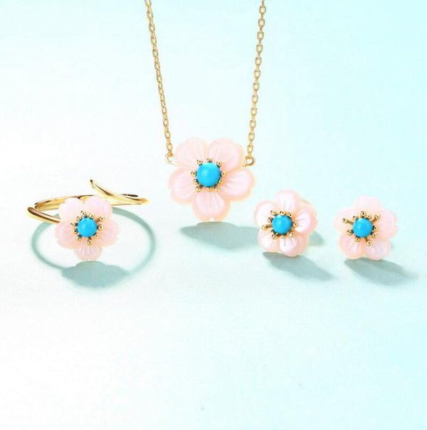 Cherry Blossom Jewelry