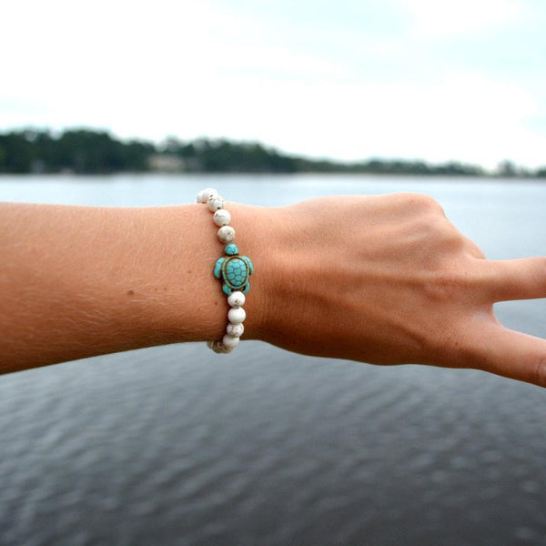 Save The Turtles Bracelet